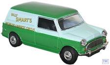 BC001 Oxford Diecast 1:43 Scale Billy Smarts Circus Mini Van
