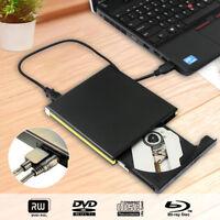 3D Blu Ray MASTERIZZATORE ESTERNO USB 3.0  LETTORE CD DVD RW Recorder Burner