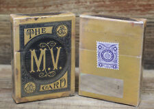 Rare, 1884 Murphy Varnish Weathered Playing Cards & display deck only 84 printed