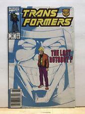 Transformers #79 Marvel Comics LOW PRINT RUN NM-