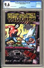 TEENAGE MUTANT NINJA TURTLES #30  CGC 9.6 WP NM+ Mirage 1990 vol 1 Eastman Laird