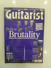 Guitarist 49 Summer 2000 Police Hugh McDonald Peter Green John Mayall  CD INC
