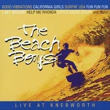 THE BEACH BOYS - LIVE AT KNEBWORTH (NEW CD)