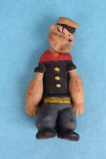 VINTAGE 1935 POPEYE COMIC KING FEATURES RUBBER TOY DOLL FIGURE