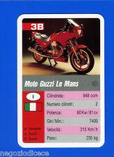 [GCG] SUPERCARTINE - SCHMID - Figurina-Sticker n. 3B - MOTO GUZZI LE MANS