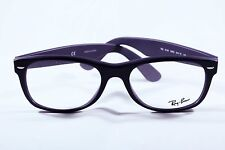 Ray Ban RB5184 5583 Matte Navy New Authentic 54