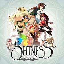 SHINESS: THE LIGHTNING KINGDOM - Steam chiave key - Gioco PC Game - ROW