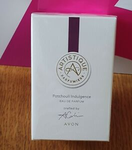 Avon Artistique Patchouli Indulgence EDP New & Sealed 50ml