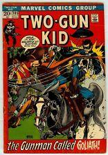 TWO GUN KID #105-1972 MARVEL WESTERN-AYERS ARTWK-