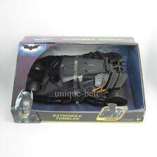 New Colour Box Black Batman Car Dark Knight Batmobile Tumbler Vehicle Model Gift