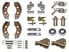 ( GÖRGEN ) 1 Super Kit Bremsbacken 200 x 50 mm für ALKO Achse kpl. TOP 4
