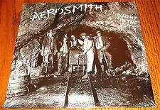 "AEROSMITH NIGHT IN THE RUTS ORIGINAL 12"" LP 33 RPM, ROCK COLUMBIA LABEL  SEALED!"