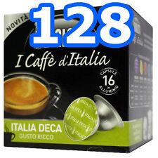 128 Capsule in alluminio Bialetti Mokespresso ITALIA DEKA - Mokona Tazzona