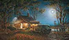 Autumn Traditions a Terry Redlin Limited Edition Print