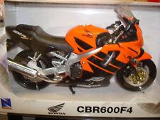 Honda CBR 600 F 4 Orange 1:12 New Ray