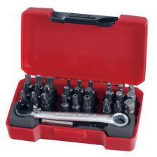 "Genuine Teng Tools 29 Piece Bits Box 1/4"" drive TM029"
