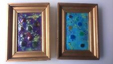 Emaux  de L.Pillard 1968. Enamels  by L.Pillard 1968