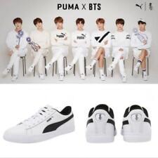 BTS x Puma Bangtan Boys Court Star Shoes Sneakers Photocard Box Packing