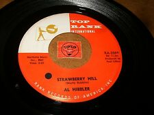 AL HIBBLER - STRAWBERRY HILL - STRANGER  / LISTEN - JAZZ R&B  POPCORN
