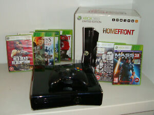 XBOX 360 S 250GB con controller e 7 videogiochi