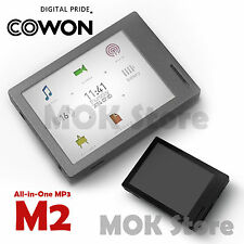 COWON iAudio M2 Digital Media Player MP3 HiFi 32GB 2.8""