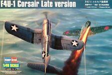 Hobbyboss 1:48 F4U-1 Corsair Late Version Aircraft Model Kit