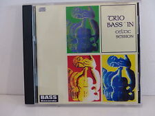 CD Album TRIO BASS IN Celtic session BASS RECORDS