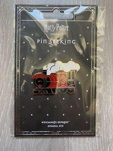 Harry Potter Fan Club Wizarding World Gold Hogwarts Express Pin - Pin Seeking