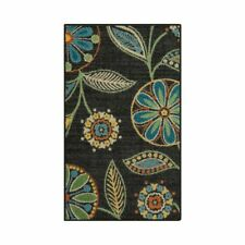 Maples Rugs Kitchen Rug - Reggie Artwork Collection 2 x 3 Non Skid Small Acce...