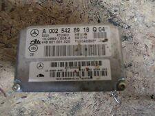 02-05 MERCEDES ML320 ML350 ML430 ML500 ABS YAW RATE SPEED SENSOR OEM LOT305