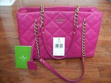 Kate Spade Womens Handbag, Small Phoebe, BerryTartl-RARE, Pre-owned