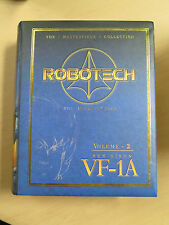 Toynami Robotech Macross Masterpiece Valkyrie Ben Dixon VF-1A #12590/15000
