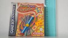 NINTENDO GAME BOY ADVANCE  KURUKURU KURURIN