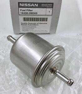 Infiniti Fuel Filter Q45 QX4 16400-0W005 New OEM