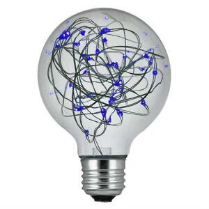 SUNLITE 1.5w Blue G25 Decorative LED Bulb - 100-260v E26 Medium base