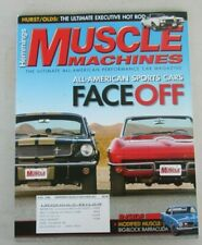 Hemmings Muscle Machines #57 June 2008 All-American Sports Cars Face Off