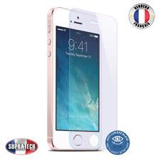 Verre Trempé avec Traitement Anti Lumière Bleue pour Apple iPhone 5 5S 5C SE
