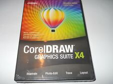 Corel DRAW Graphics Suite X4 Education Edition [DVD] [OLD VERSION] NEW A11
