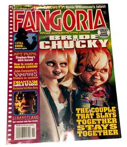 FANGORIA #178 Magazine November 1998 Bride of Chucky / Dee Snyder Strangeland