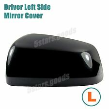 Unpaint Driver Left Side Door Mirror Cover For 2008-2014 Mitsubishi Lancer Sedan