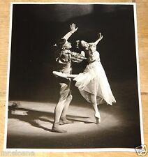 MARGOT FONTEYN VINTAGE ORIGINAL BALLET HOUSTON ROGERS BALLET 1950s PRESS PHOTO 2
