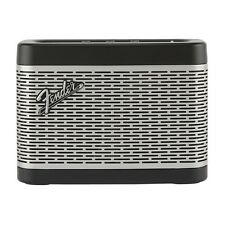 Fender Newport 30W Bluetooth Compact Portable Speaker + USB Charging + Aux Cable