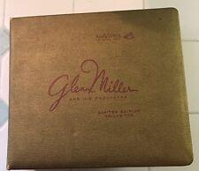 Glenn Miller Limited Edition 33rpm Vinyl Records Ebay