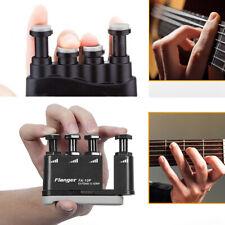 Hand Finger Wrist Exerciser Grip Strengthener Guitar Bass Piano Grip Trainer USA