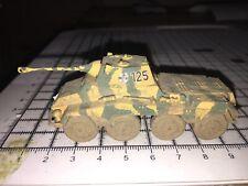 Ready Built Plastic Tank Model