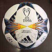 ADIDAS CHAMPIONS LEAGUE 2018 FINAL KYIV SOCCER OFFICIAL MATCH BALL SIZE 5