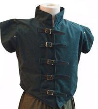 Costumi del Medioevo verdi