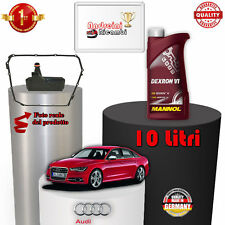 TAGLIANDO  CAMBIO AUTOMATICO E OLIO AUDI A6 IV S6 309KW DAL 2014 -> /1097