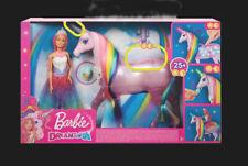 Barbie Magisches Zauberlicht Einhorn & Prinzessin FXT26 Mattel NEU/OVP