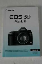 Canon 5D Mark II manuale d'istruzione